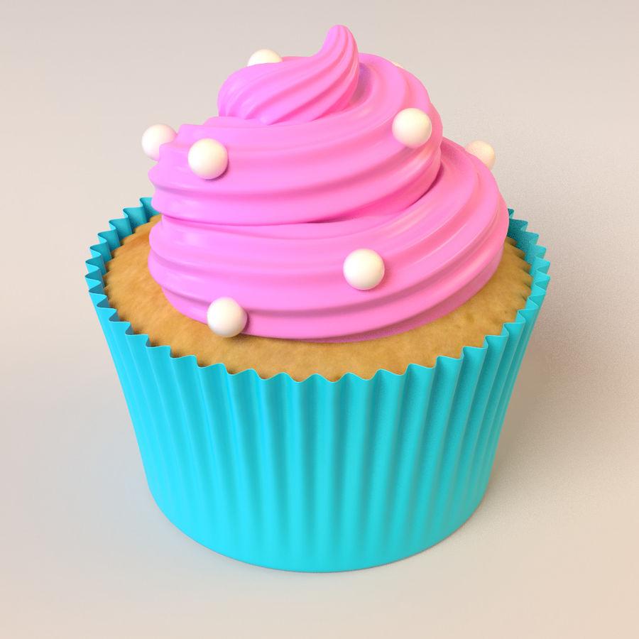 Petit gâteau royalty-free 3d model - Preview no. 5
