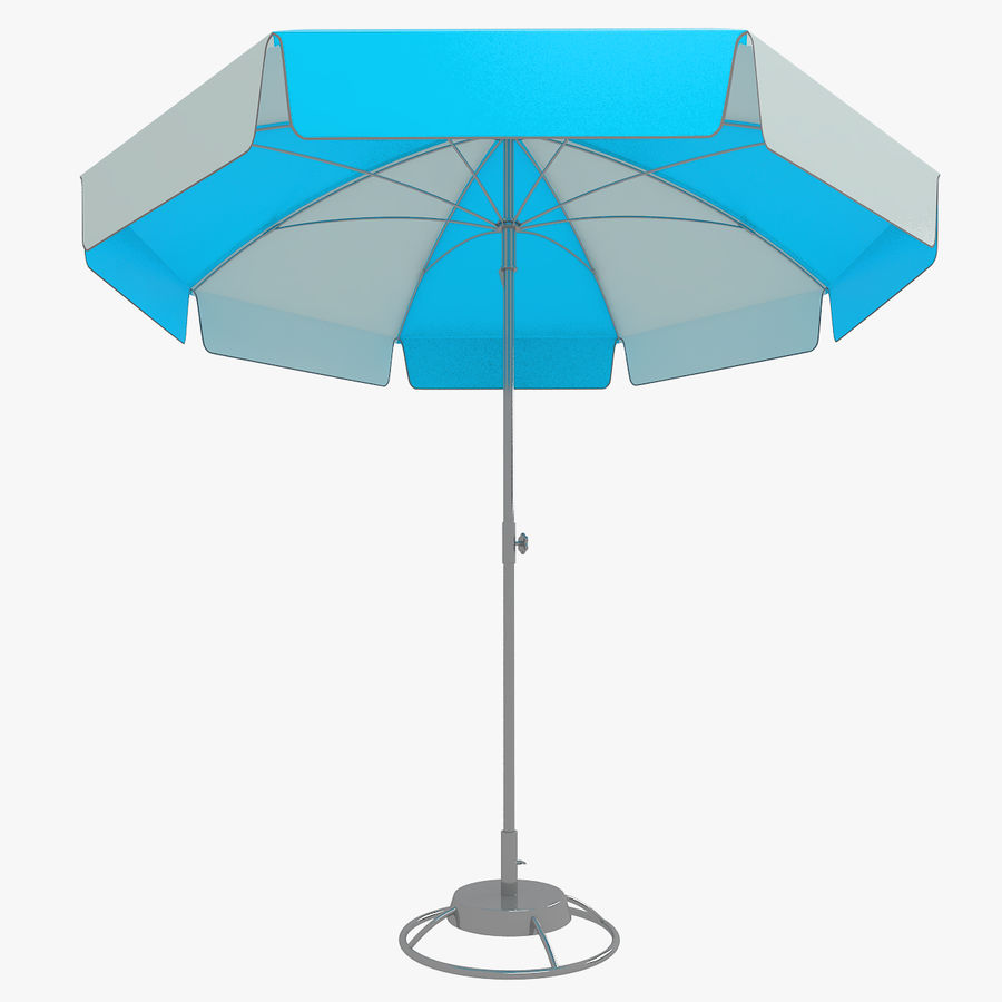 Parasol royalty-free 3d model - Preview no. 1