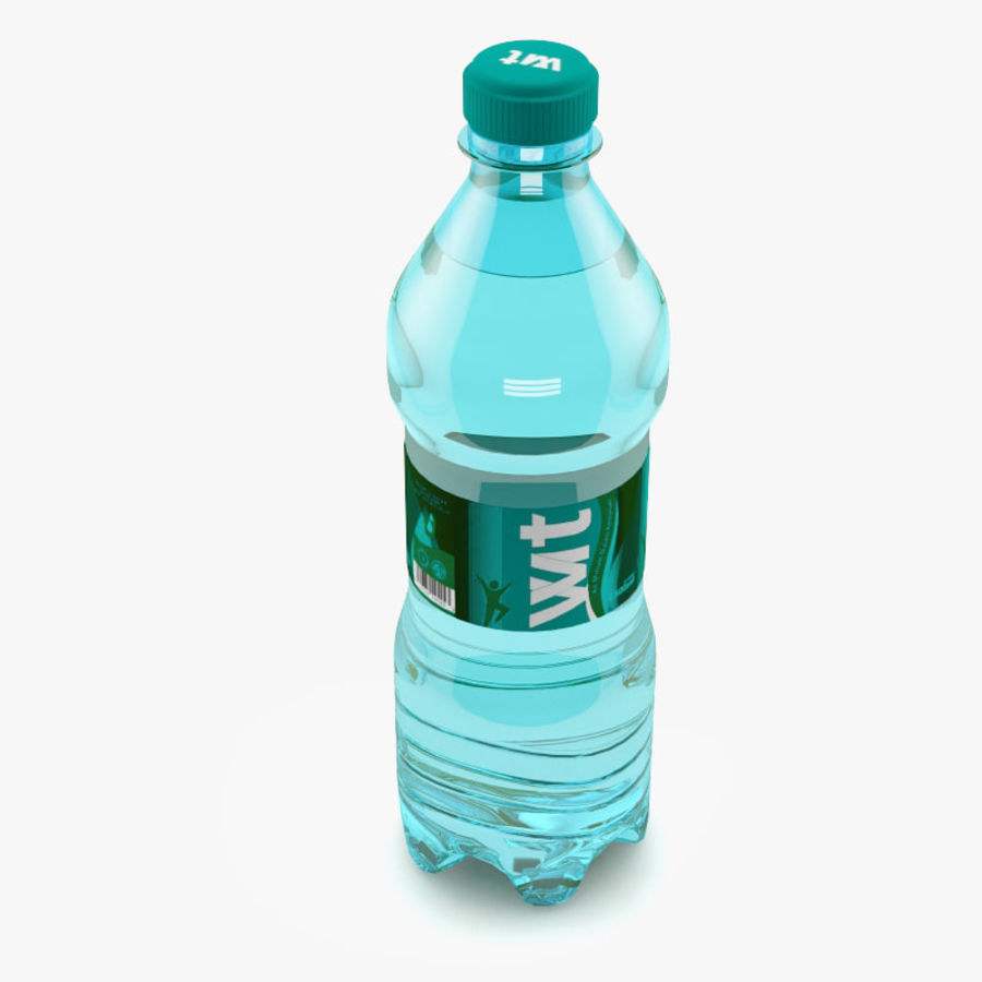 Water Bottle royalty-free 3d model - Preview no. 4