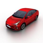 Toyota Prius 2015 3d model