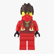 Kai Lego Ninjago 3d model