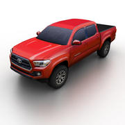 Toyota Tacoma 2016 3d model