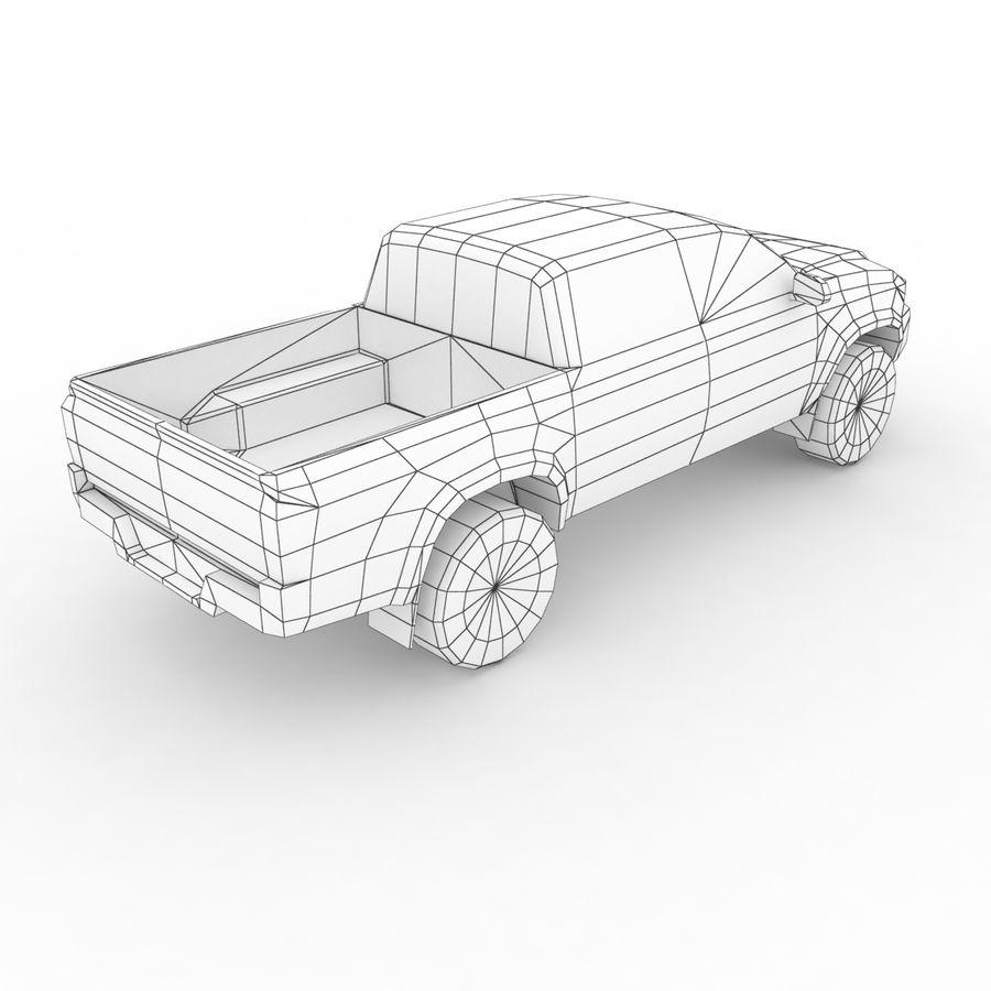 Toyota Tacoma 2016 3D Model $35 -  obj  max  fbx  dae  3ds