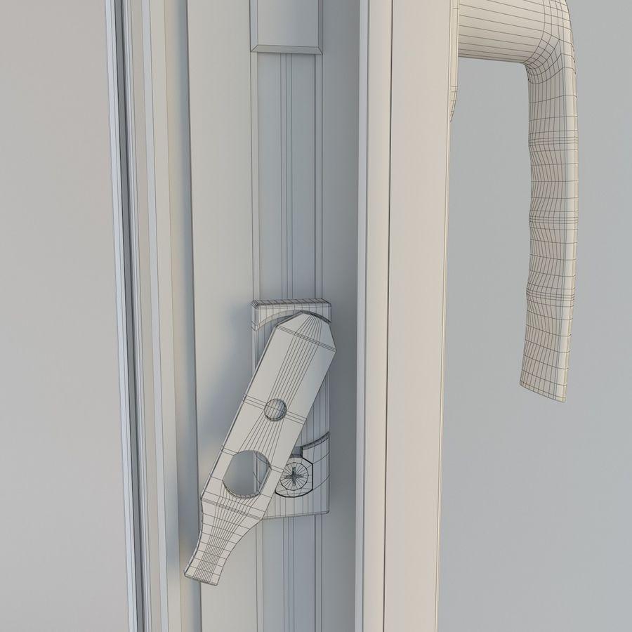 Fenêtre Plastique PVC royalty-free 3d model - Preview no. 27
