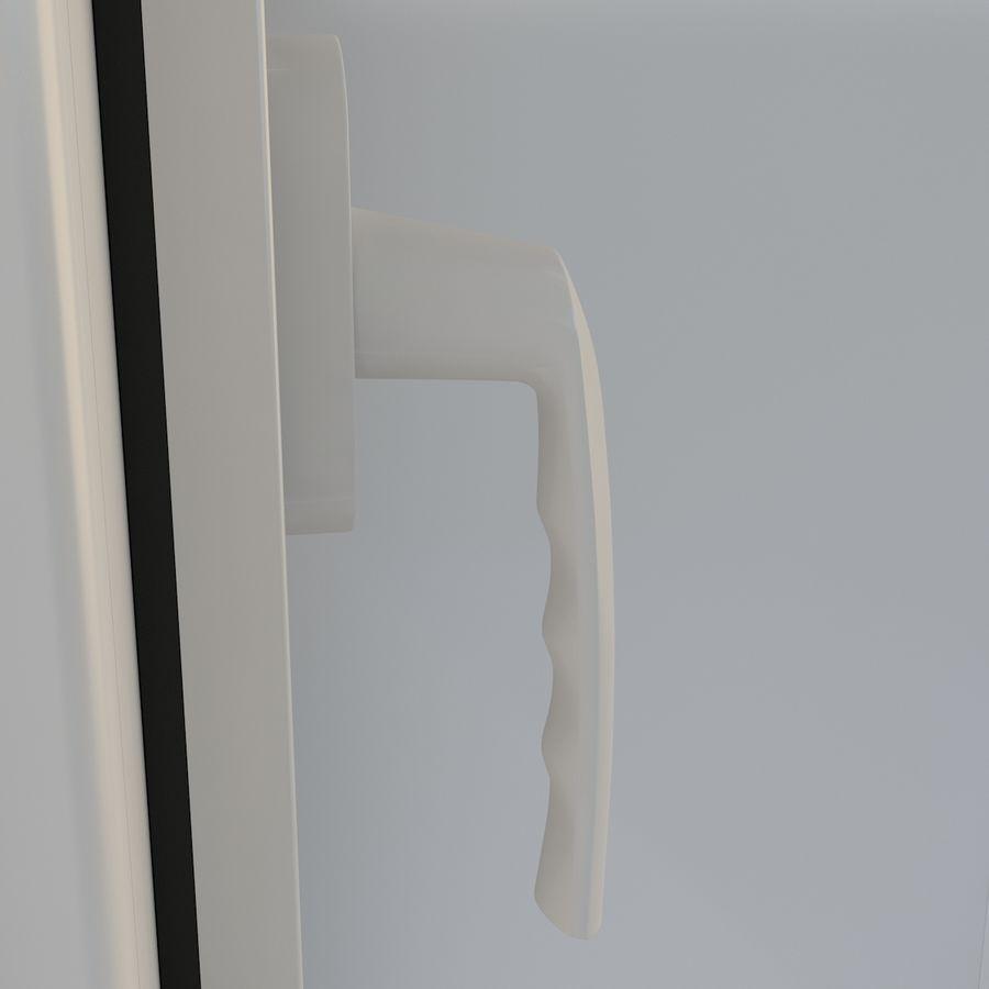 Fenêtre Plastique PVC royalty-free 3d model - Preview no. 6