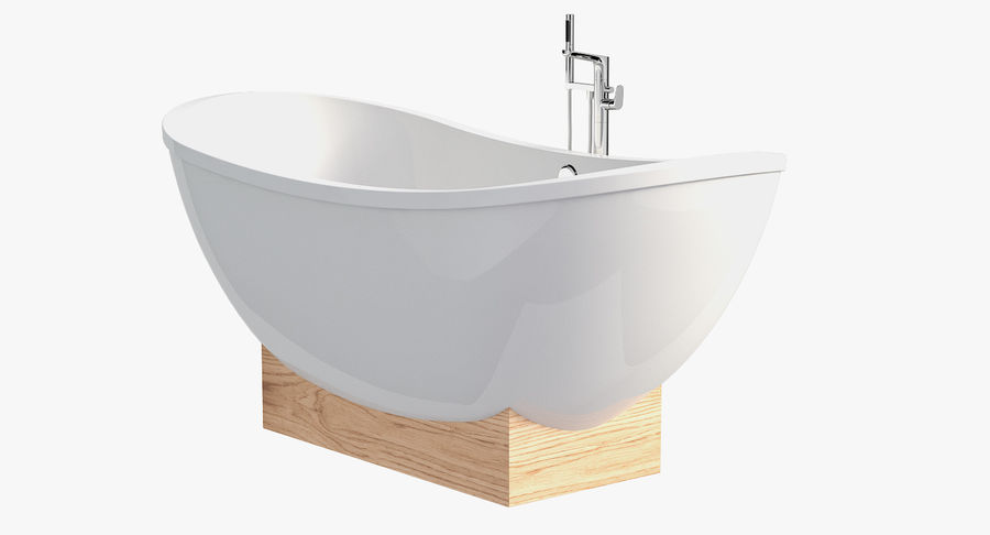 Villeroy & Boch My Nature Duo royalty-free 3d model - Preview no. 3