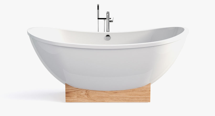Villeroy & Boch My Nature Duo royalty-free 3d model - Preview no. 2