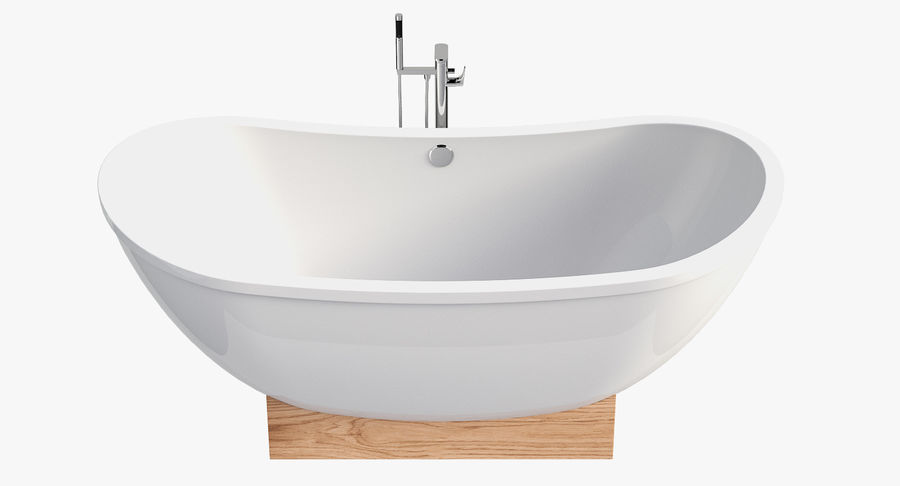 Villeroy & Boch My Nature Duo royalty-free 3d model - Preview no. 6