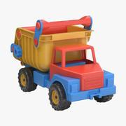 Camión de juguete modelo 3d