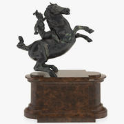horseman 3d model