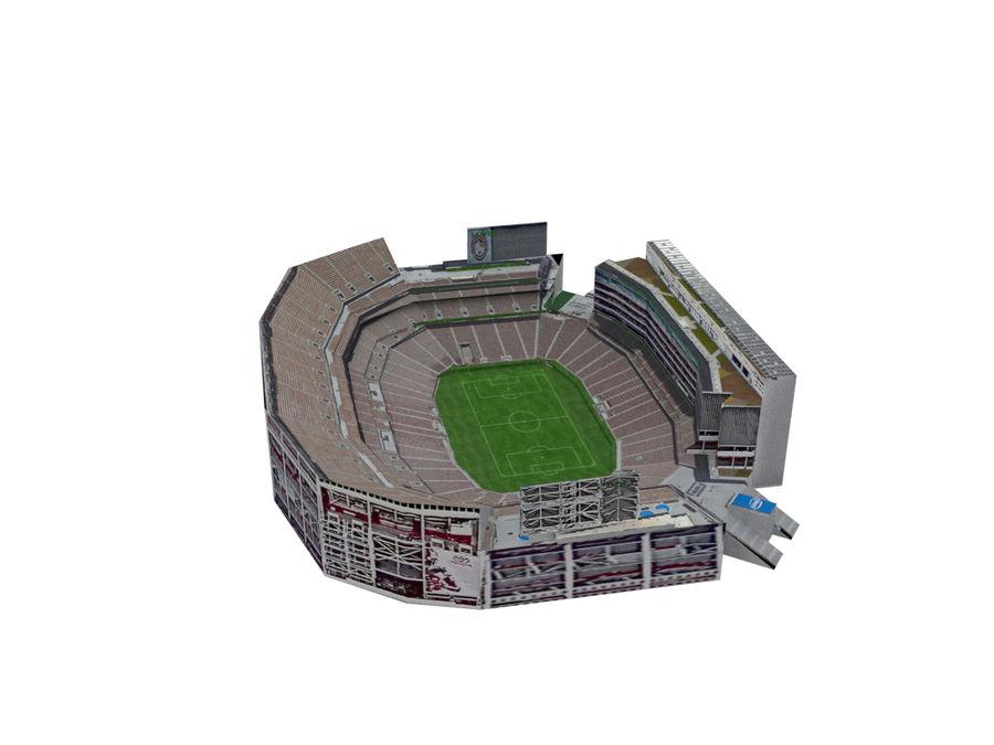 리바이스의 경기장 royalty-free 3d model - Preview no. 7