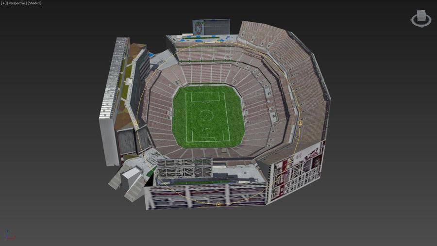 리바이스의 경기장 royalty-free 3d model - Preview no. 14