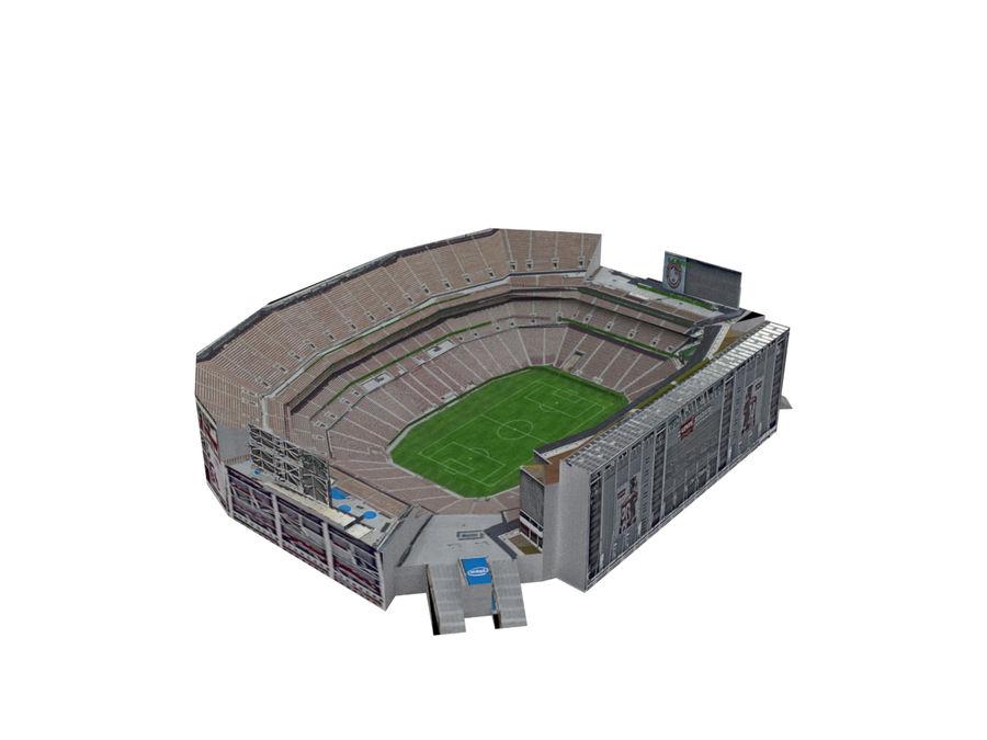 리바이스의 경기장 royalty-free 3d model - Preview no. 9