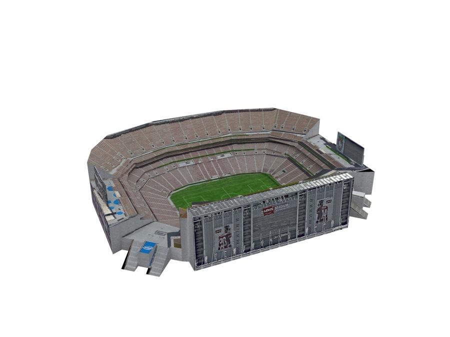리바이스의 경기장 royalty-free 3d model - Preview no. 10