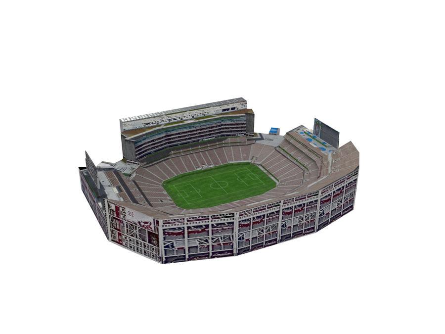 리바이스의 경기장 royalty-free 3d model - Preview no. 3