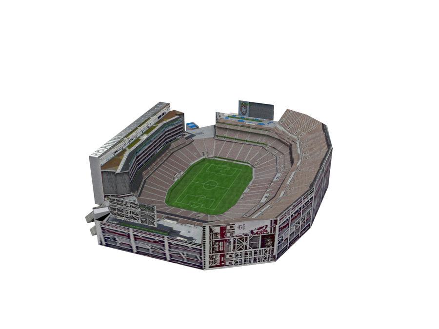 리바이스의 경기장 royalty-free 3d model - Preview no. 1