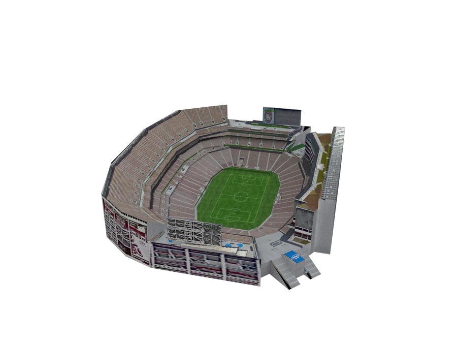 리바이스의 경기장 royalty-free 3d model - Preview no. 8