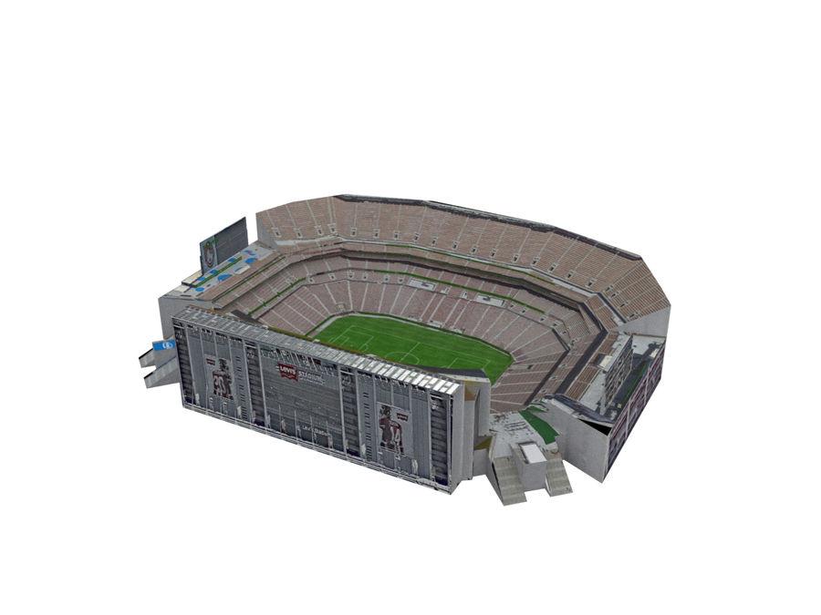리바이스의 경기장 royalty-free 3d model - Preview no. 12