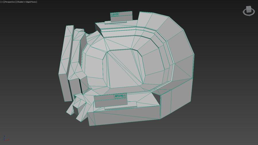 리바이스의 경기장 royalty-free 3d model - Preview no. 15