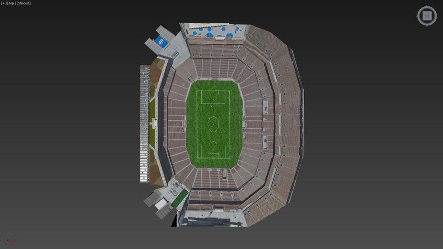 리바이스의 경기장 royalty-free 3d model - Preview no. 18