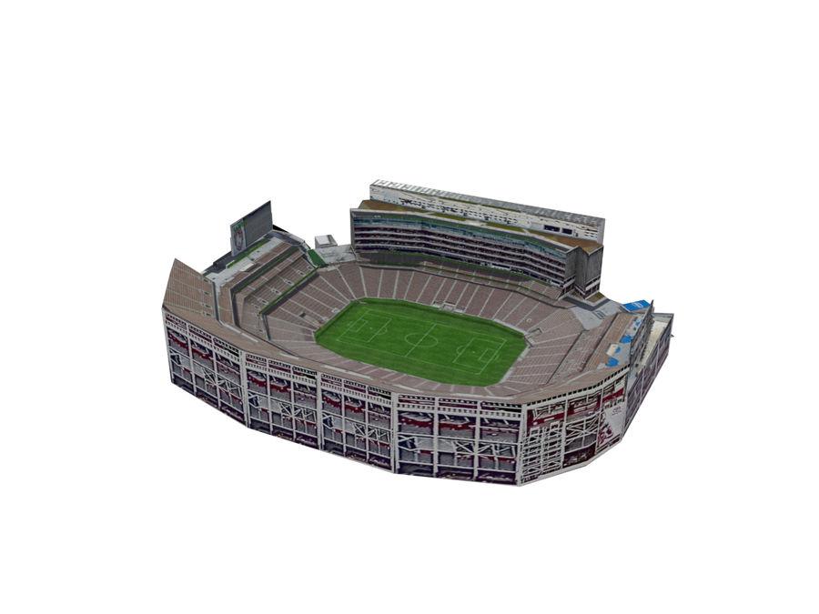 리바이스의 경기장 royalty-free 3d model - Preview no. 5