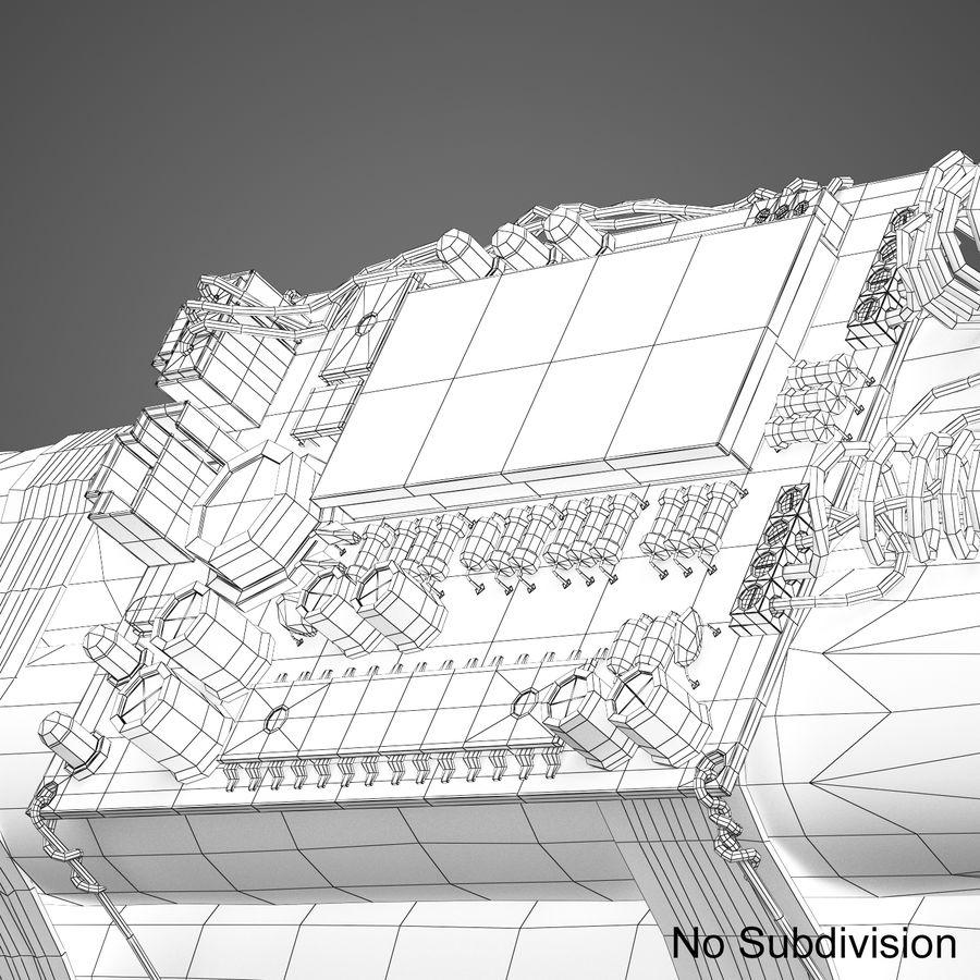 炸药炸弹 royalty-free 3d model - Preview no. 10