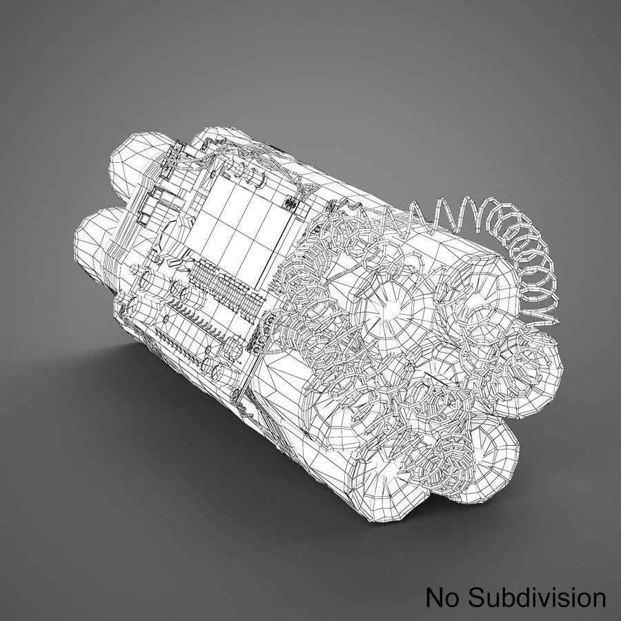 炸药炸弹 royalty-free 3d model - Preview no. 13