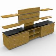 TV-meubel 3d model