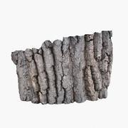 Bark 3 - Oak 3d model