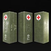 medische doos 3d model