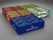 Wrigley Produkter 3d model