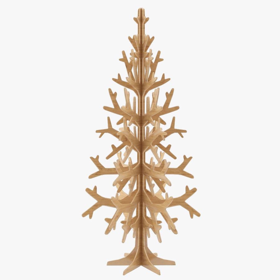 Árvore de Natal royalty-free 3d model - Preview no. 1