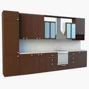 Cocina 7 modelo 3d