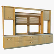 Cozinha 11 3d model