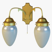 Lampe 45 3d model