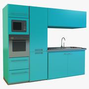 厨房3 3d model