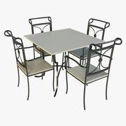 Table 9 3d model