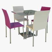 Table 19 3d model