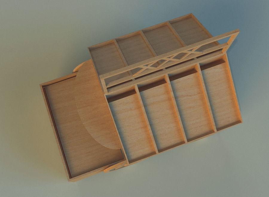 무역 파빌리온 9 royalty-free 3d model - Preview no. 6