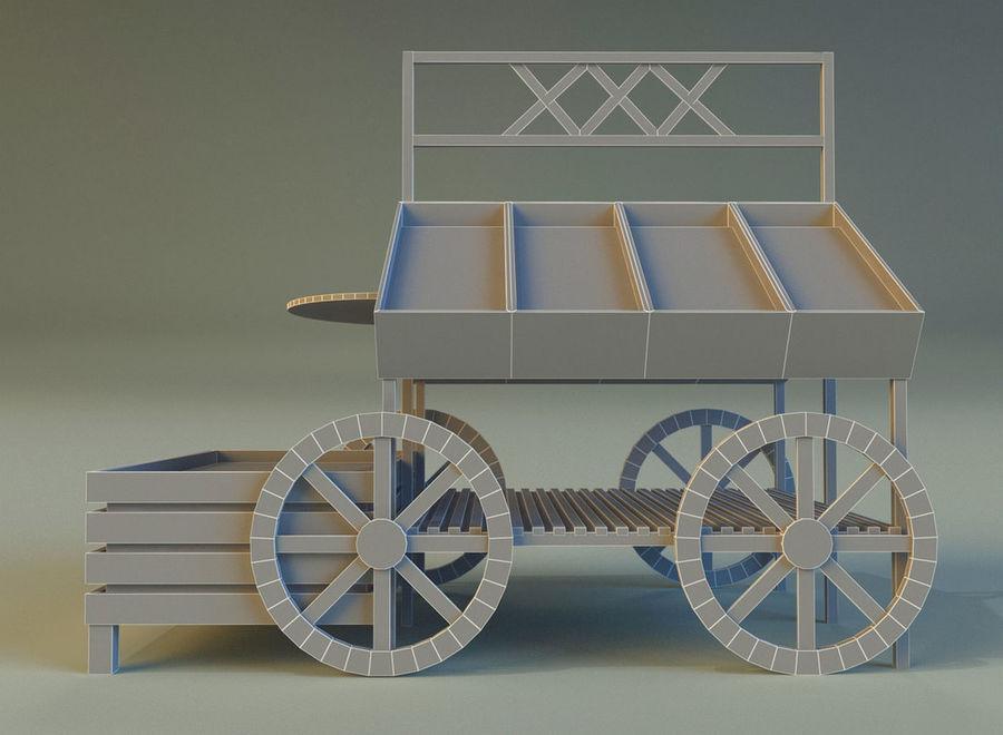 무역 파빌리온 9 royalty-free 3d model - Preview no. 19