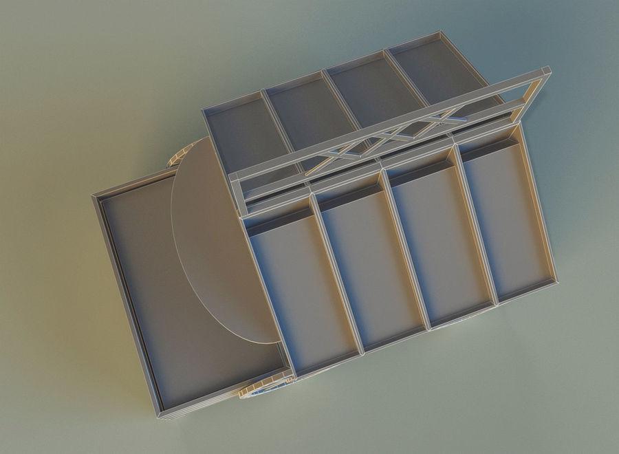 무역 파빌리온 9 royalty-free 3d model - Preview no. 15