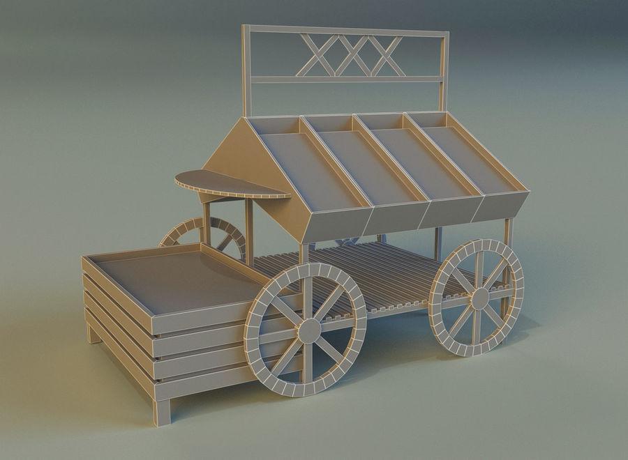 무역 파빌리온 9 royalty-free 3d model - Preview no. 11