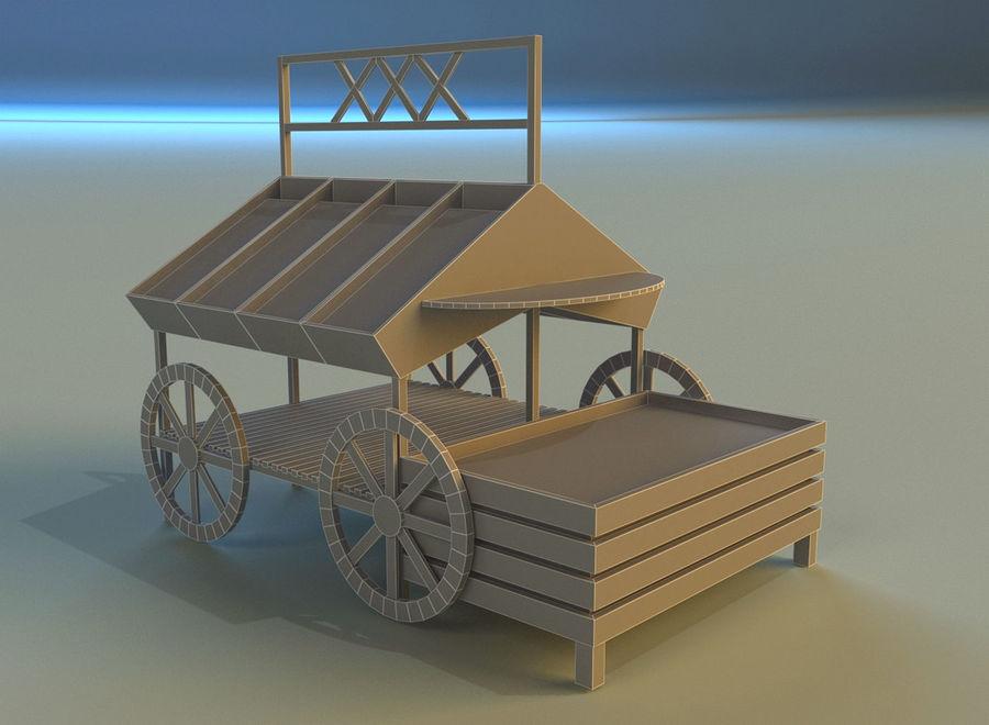 무역 파빌리온 9 royalty-free 3d model - Preview no. 16