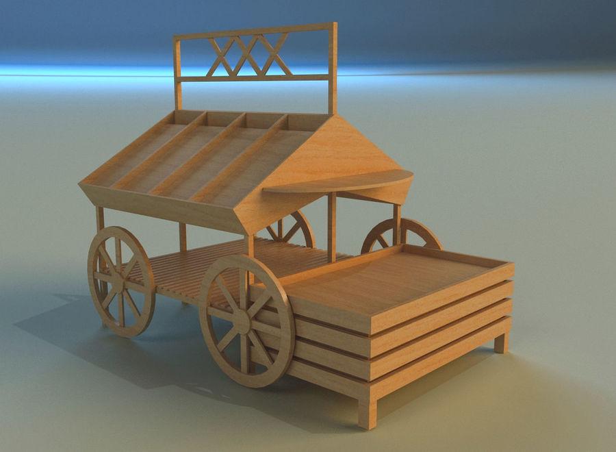 무역 파빌리온 9 royalty-free 3d model - Preview no. 7