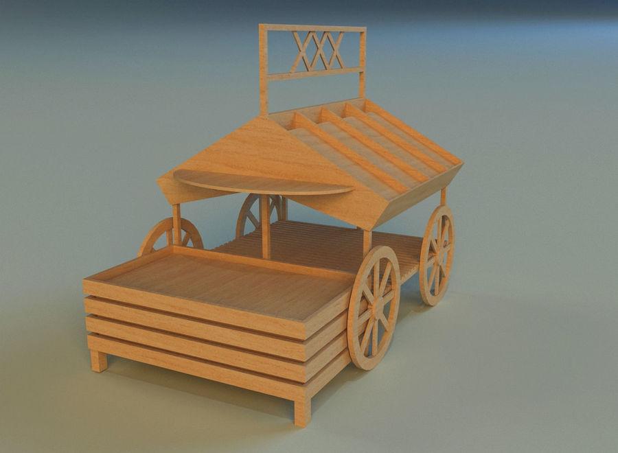 무역 파빌리온 9 royalty-free 3d model - Preview no. 8