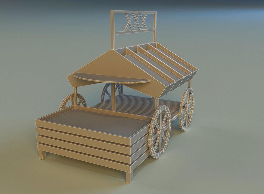 무역 파빌리온 9 royalty-free 3d model - Preview no. 17