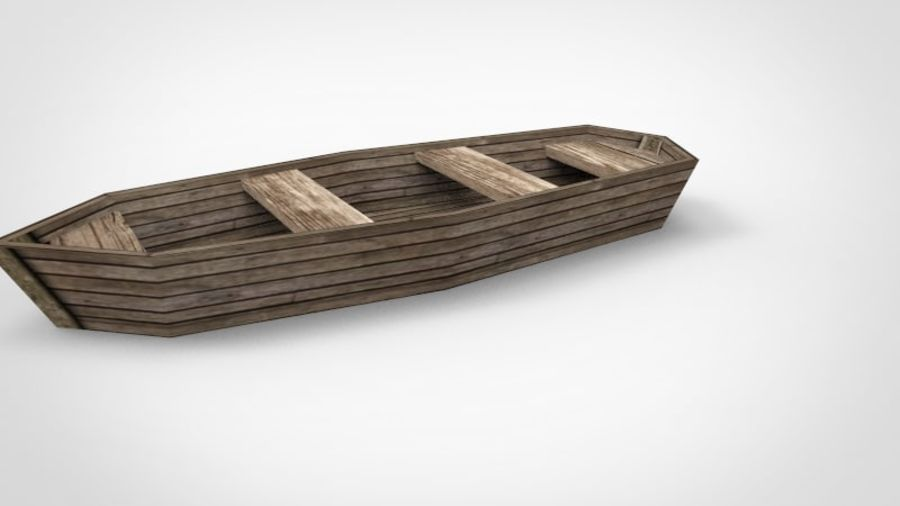 Boot royalty-free 3d model - Preview no. 7