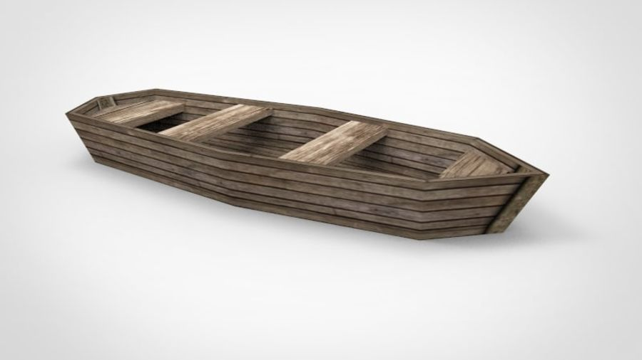 Boot royalty-free 3d model - Preview no. 5