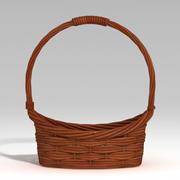 Tekstury koszyka v1 3d model