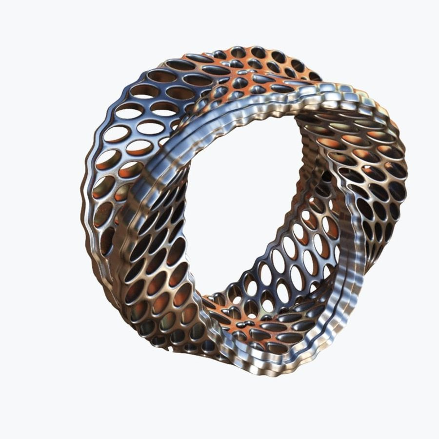 Jewelry 12 royalty-free 3d model - Preview no. 1